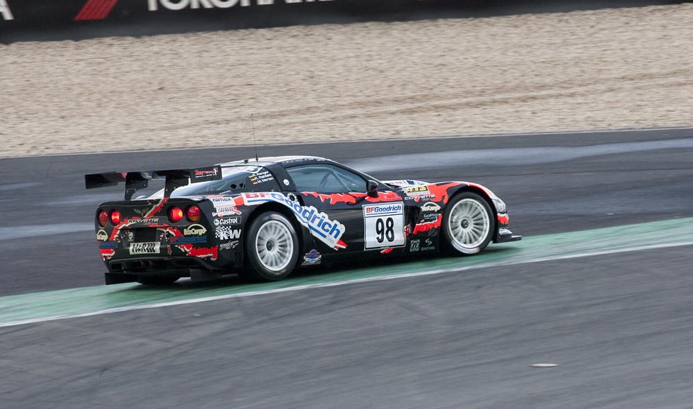 VLN-17.10.09, Nr.:98, Corvette.