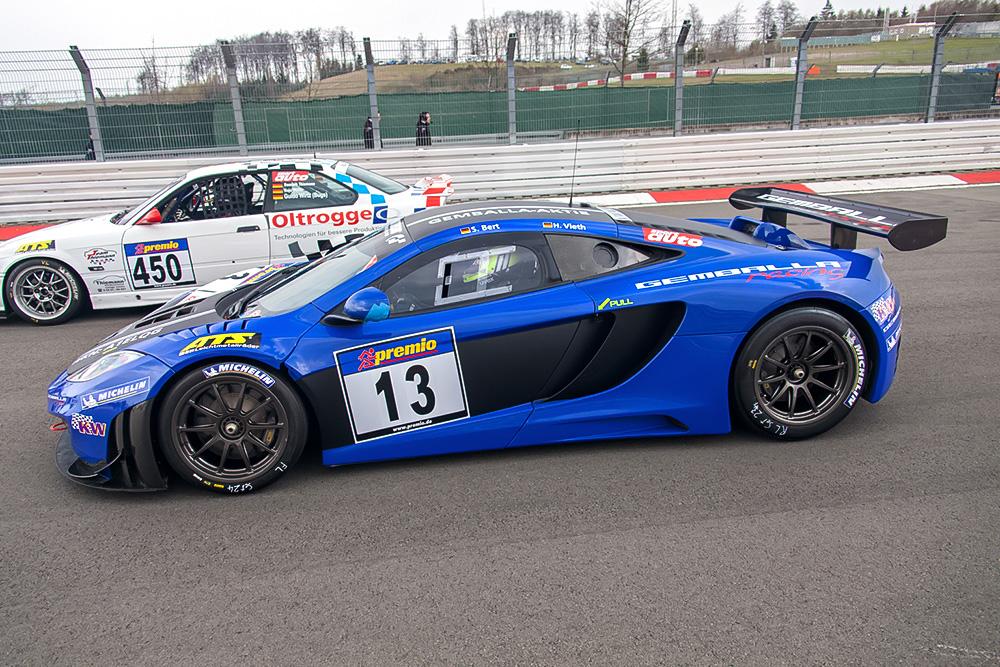 VLN, 2012, .Gemballa Racing......