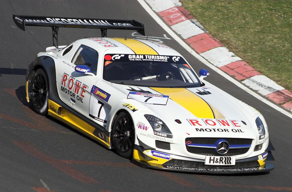 VLN 29.03.2014 MB SLS AMG GT3