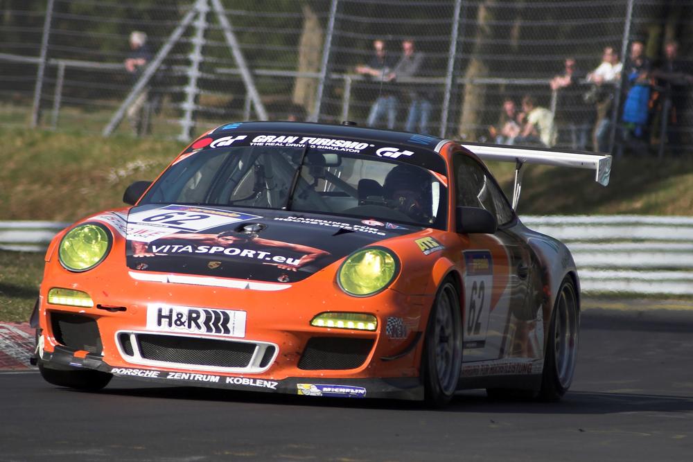 VLN 29.03.2014 Porsche 911 GT3