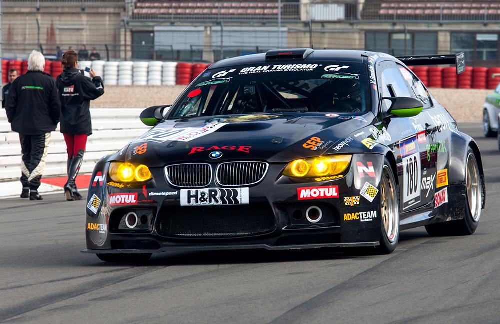 VLN, 29.09.12, BMW M3, Nr.: ..180..
