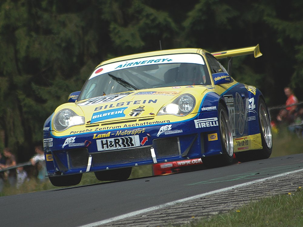 VLN am 18.8.2007 Nürburgring -