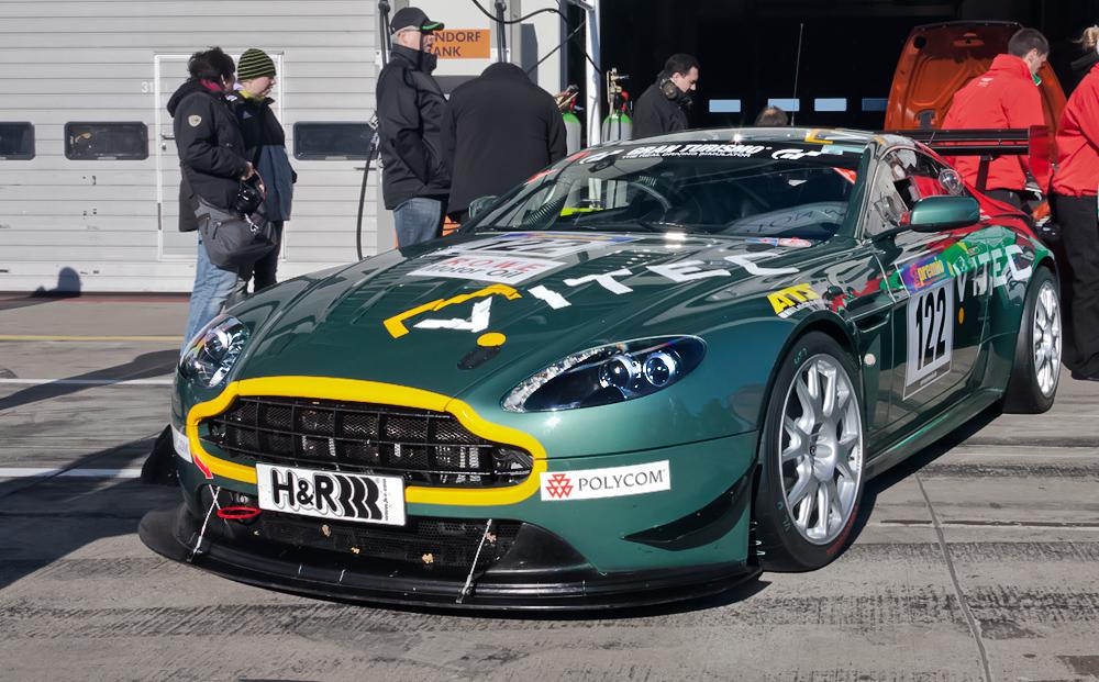 VLN, Archiv 2011, ...Aston Martin...