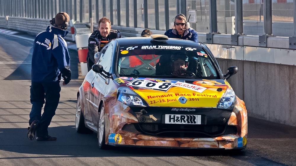 VLN, Archiv 2011, Wer sein Auto liebt, ..........