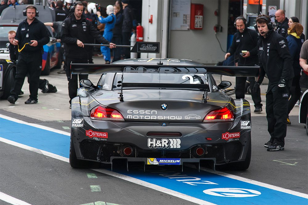 VLN, Einstellfahrten, Nürburgring,11.04.14....