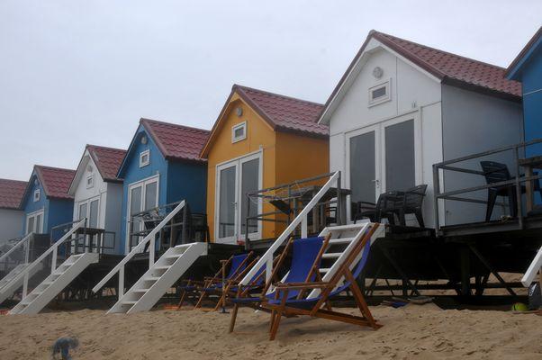 Vlssingen 12 Strandhuisjes