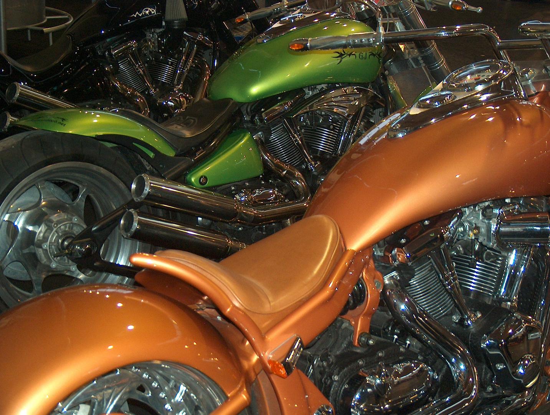 'VN 2000', Motorradmesse Friedrichshafen