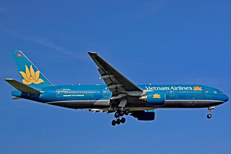 VN-A144 - Vietnam Airlines - Boeing 777-2K6ER