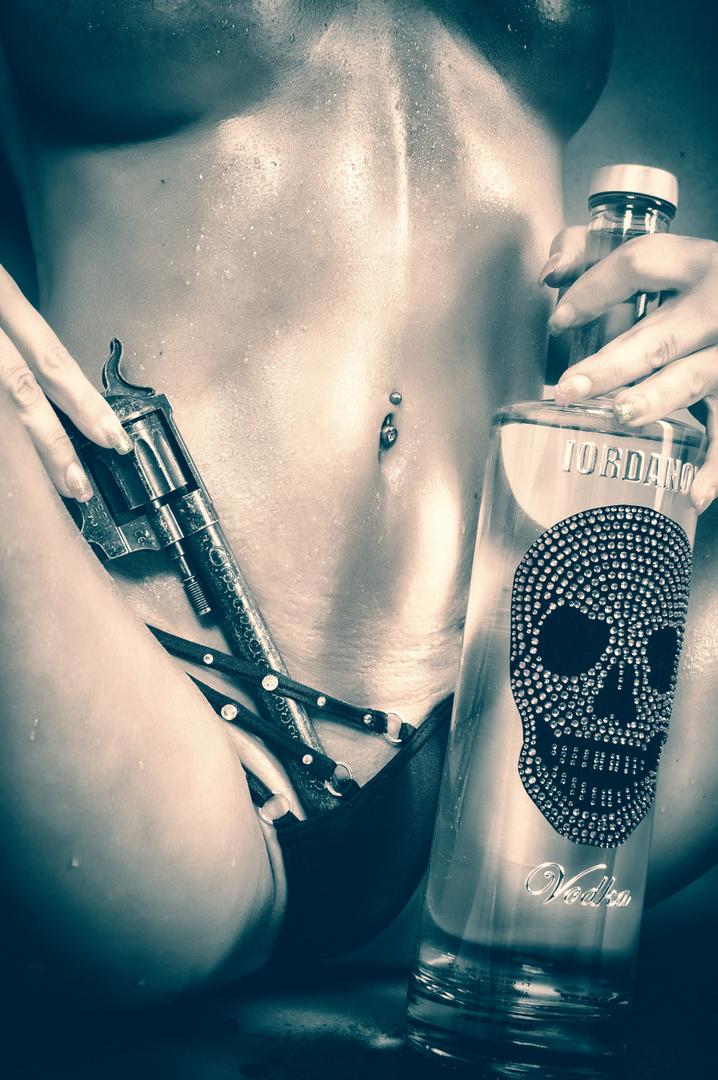 Vodka kills