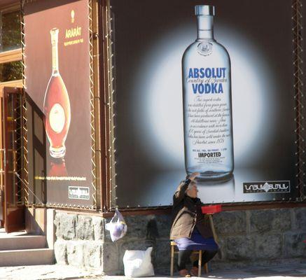 vodka koniak ...