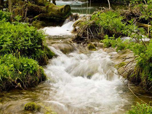Vodopad kod Resave