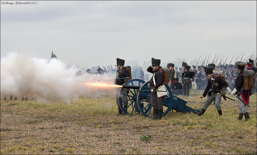 Völkerschlacht anno 1813 #1