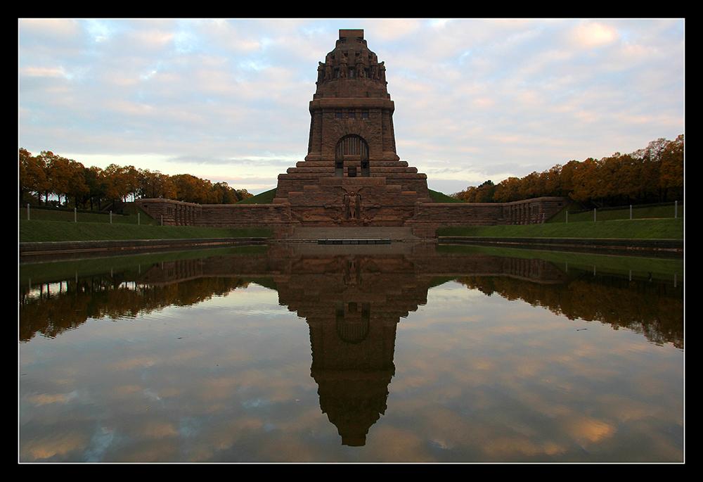 - Völkerschlachtdenkmal -
