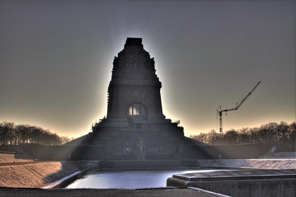 Völkerschlachtdenkmal HDR