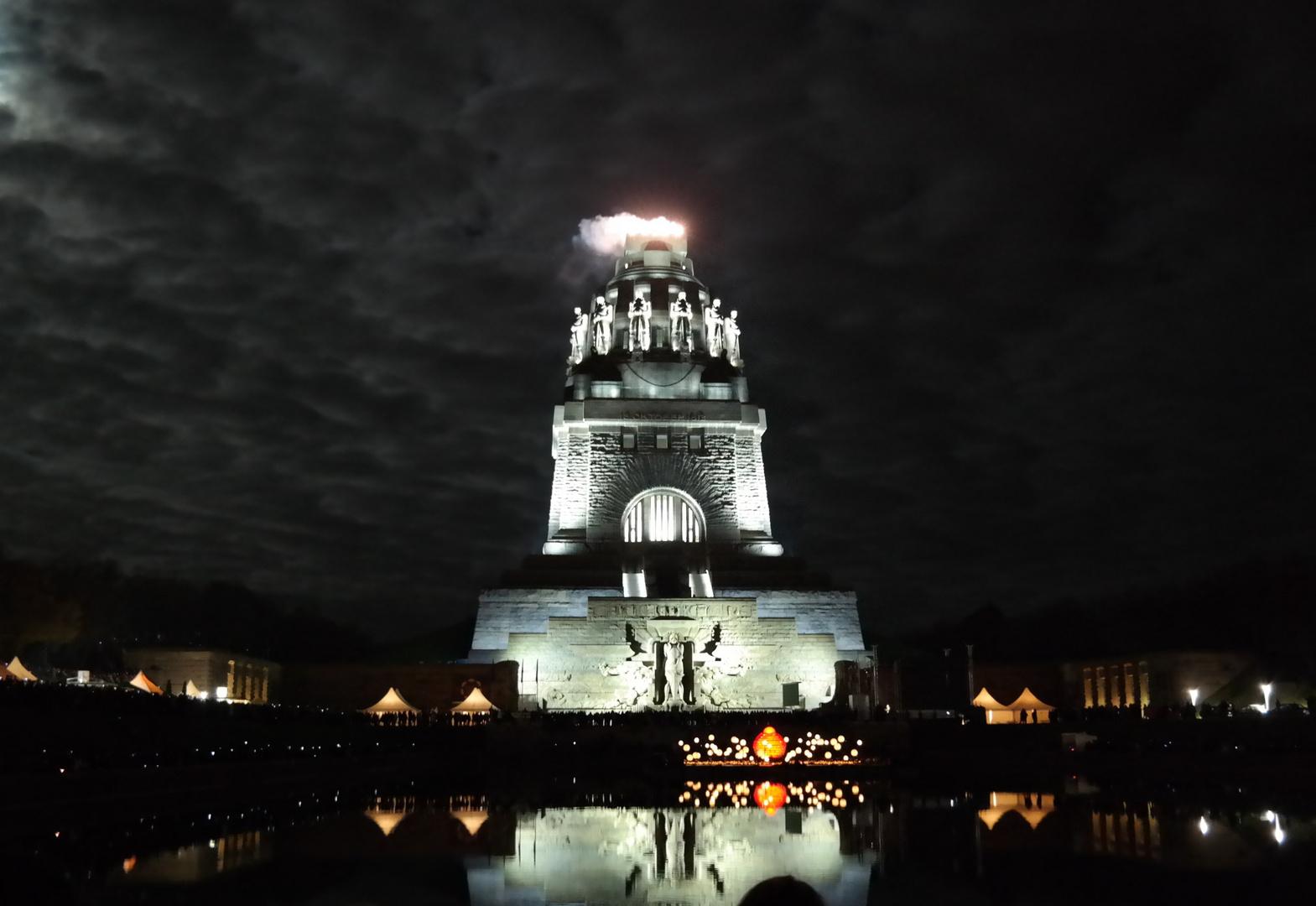 Völkerschlachtdenkmal zu Leipzig