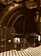 Völklinger Hütte - Gebläsenemaschine9(Baujahr 1914)