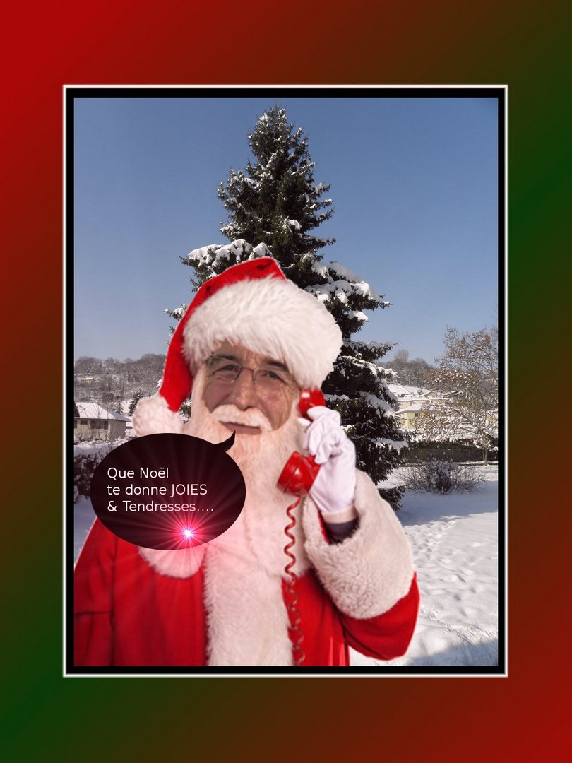 Voeux de Noël