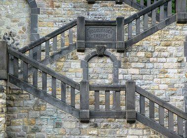 Treppen in Wuppertal