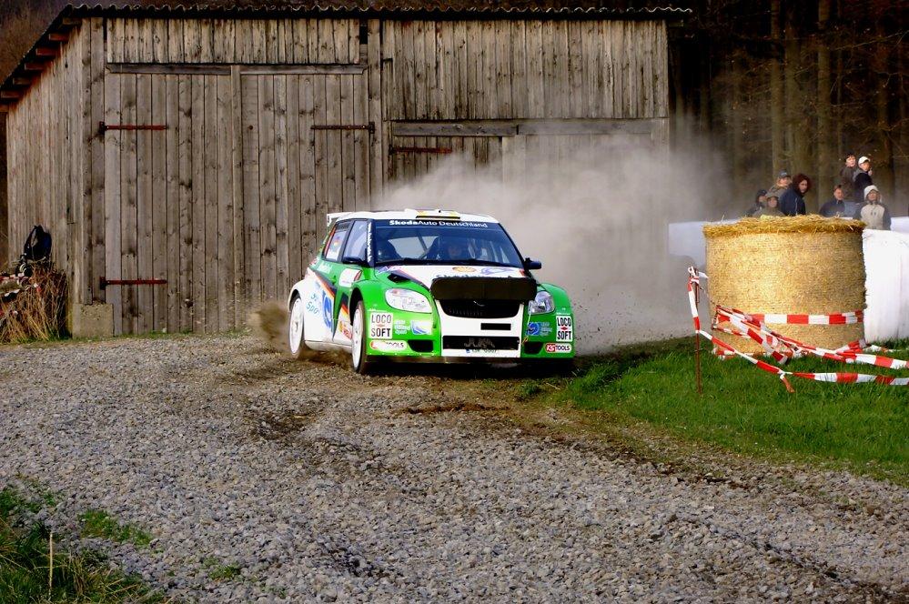 * Vogelsberg-Rallye 2010 *