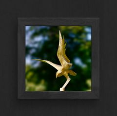 Vogelskulptur