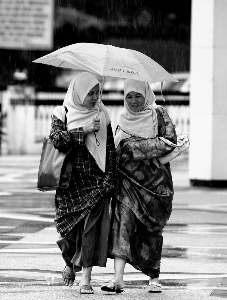Voglia di pioggia...