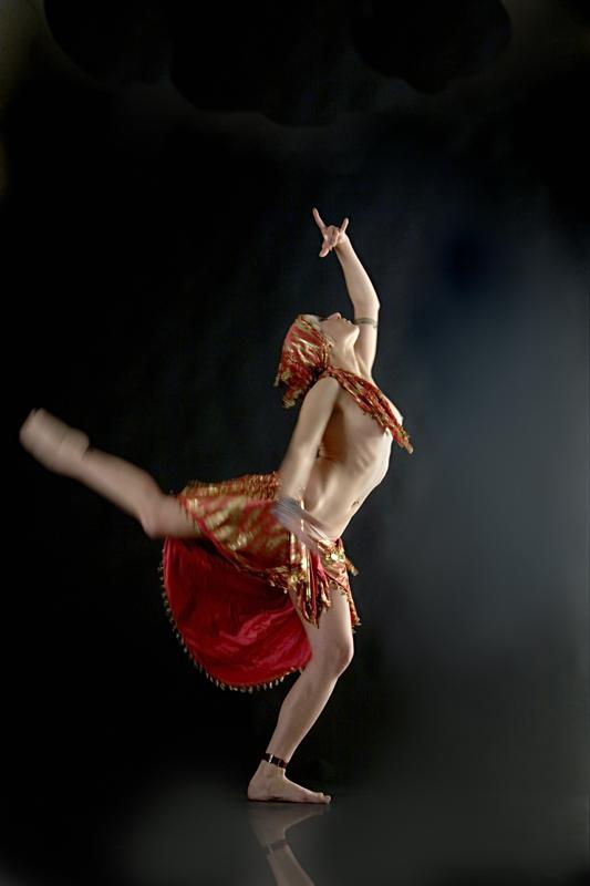 Voglio vederti danzare..