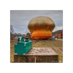 Vogtlandballon - Demontage