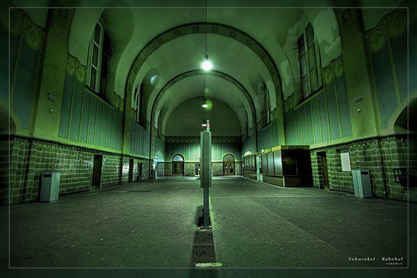 Vohwinkel Bahnhofshalle