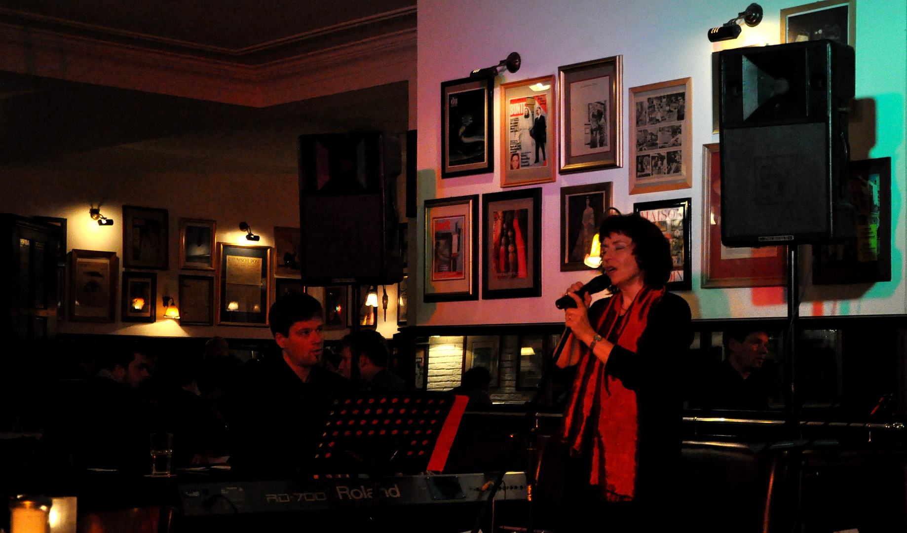 Voice meets Piano.....Mittwoch-Bar-Jazz