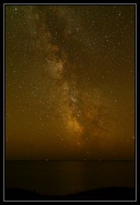 Voie Lactée sur Breizh