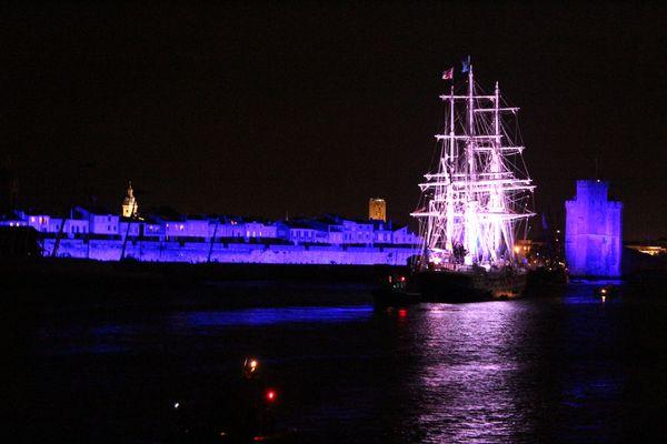 Voiles de Nuit , La Rochelle