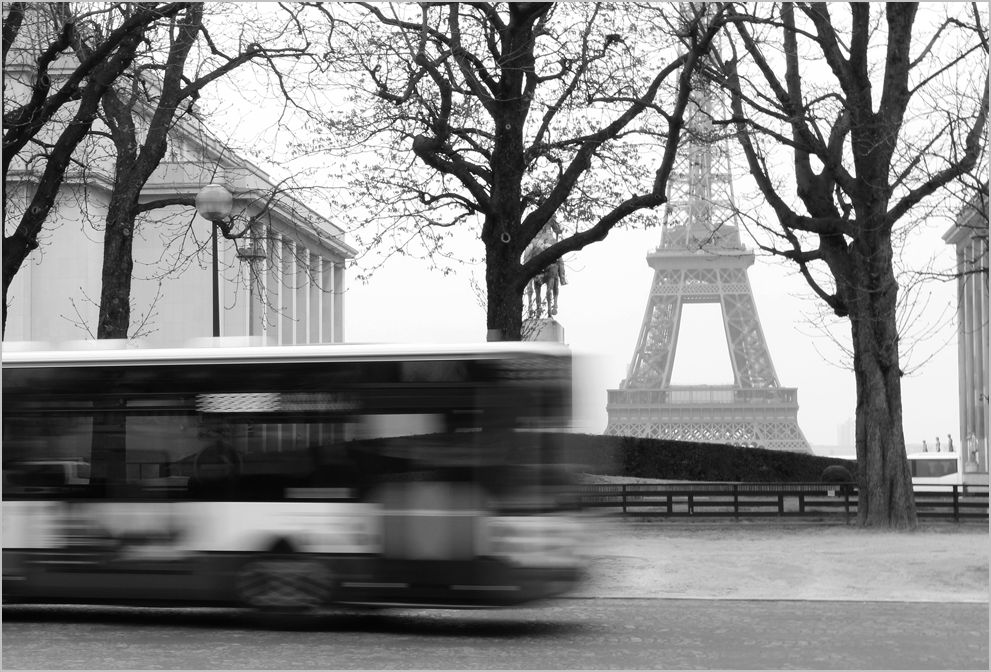 voir la Tour Eiffel III
