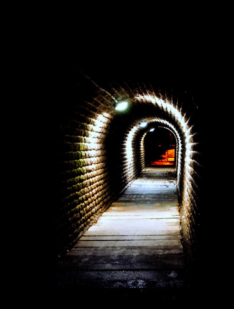 - Voir le bout du tunnel -