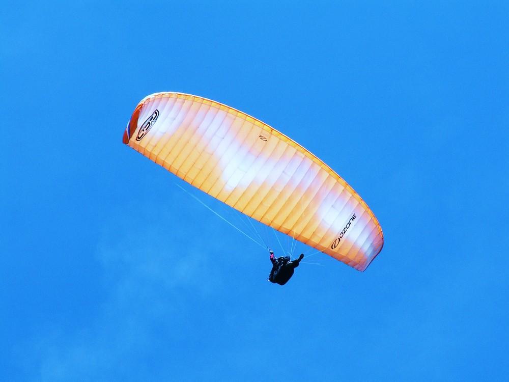vol au dessus du mont blanc