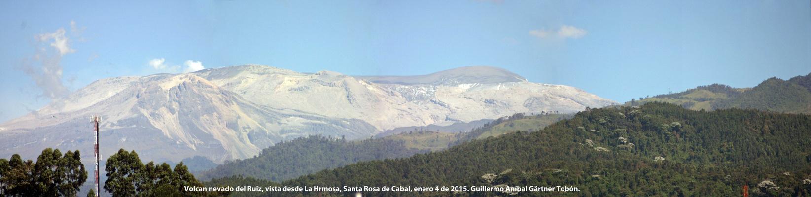 Volcán del Ruiz