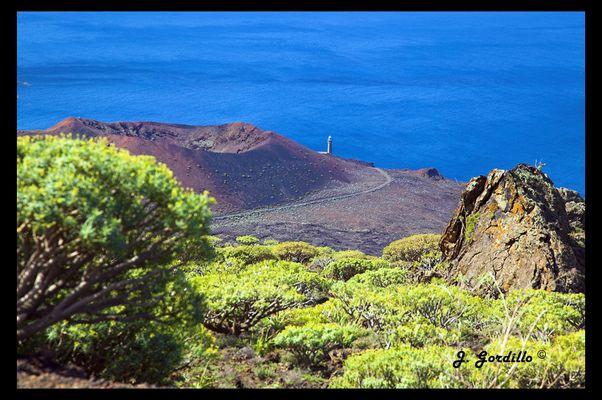 Volcan Faro de Orchilla