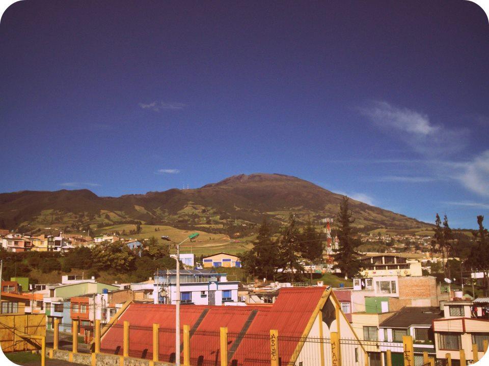 Volcán Galeras (San Juan de Pasto - Colombia)
