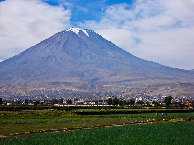 Volcán Misti - Arequipa - Perú