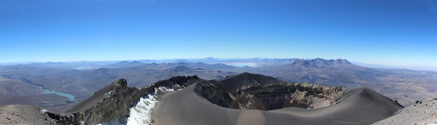 Volcan Misti - Pérou