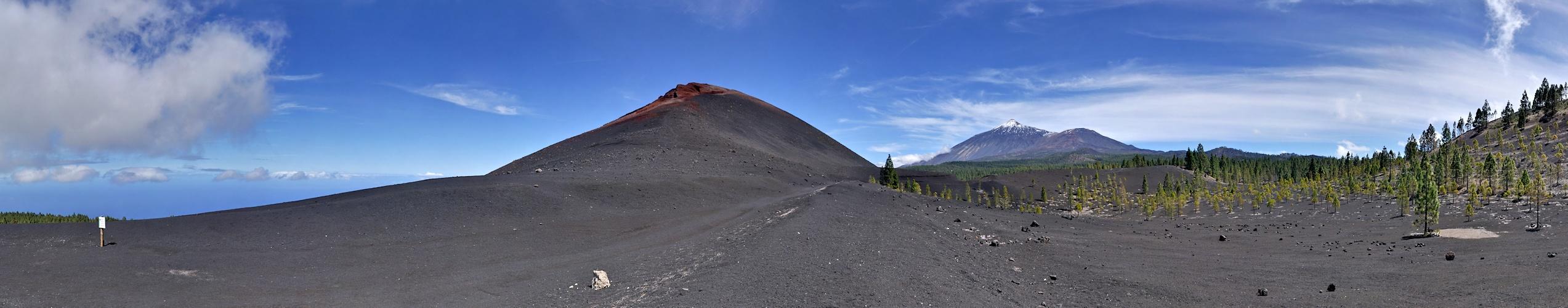 Volcán Negro