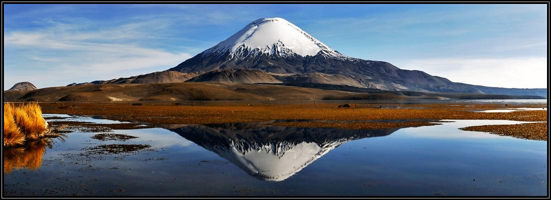 Volcàn Parinacota