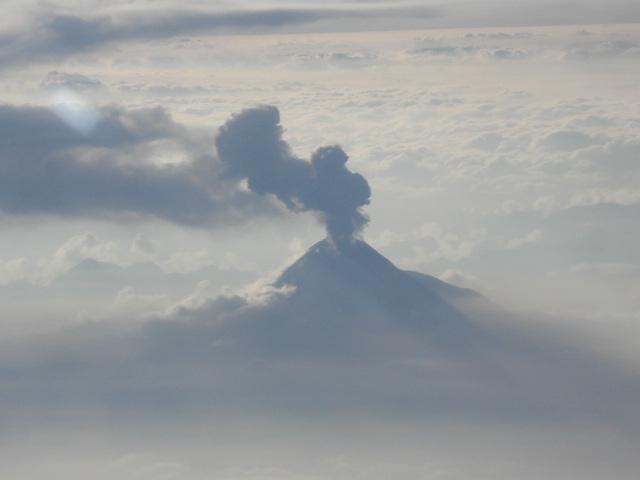 Volcan Tunguragua