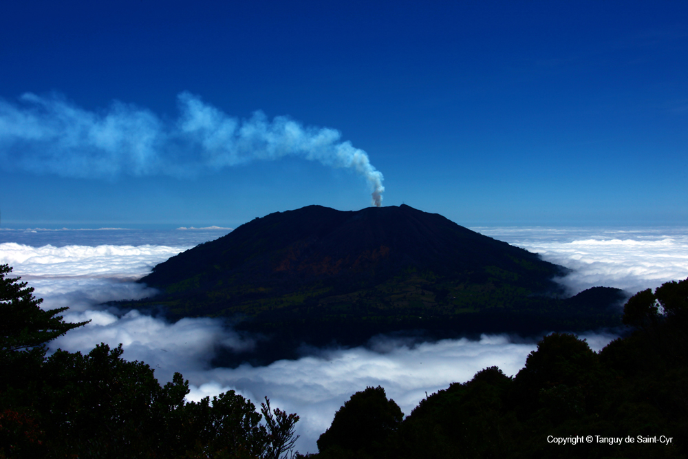 Volcan Turrialba (Costa Rica)