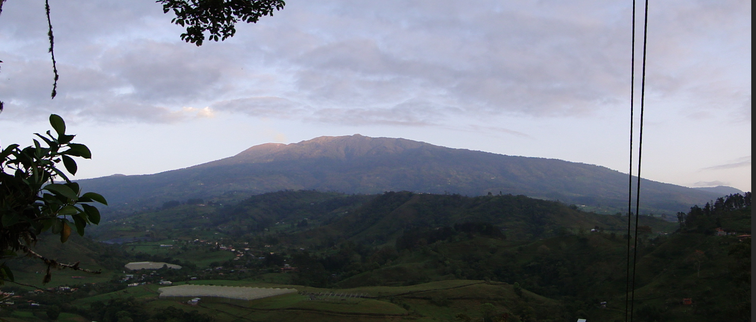 Volcan Turrialba Costa Rica