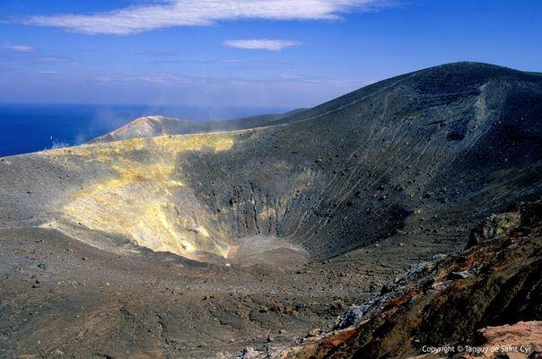 Volcán Vulcano