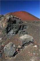 volcanic colors