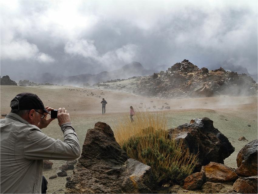 volcanic island tenerife