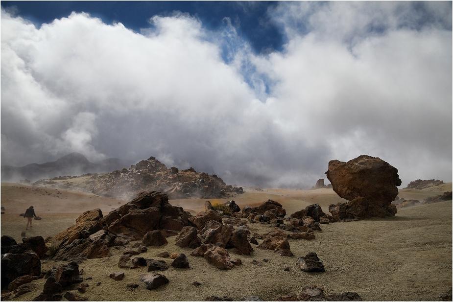 volcanic island tenerife II