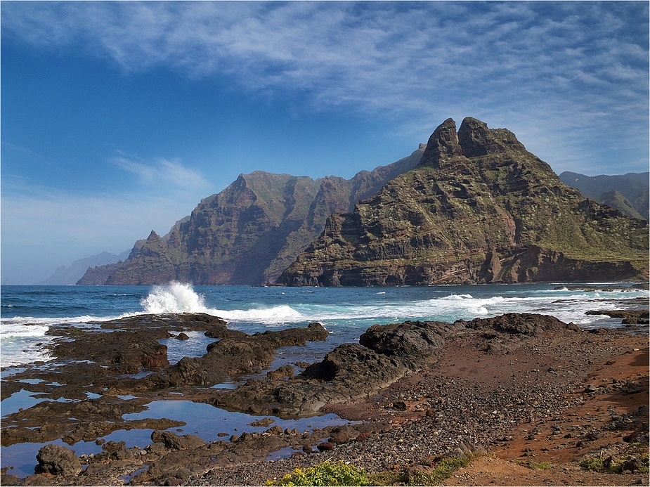 volcanic island tenerife III