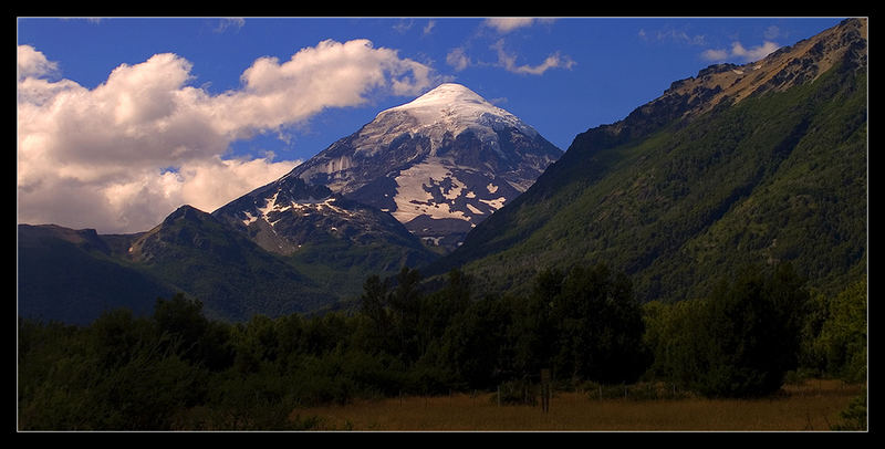 Volcano Lanin